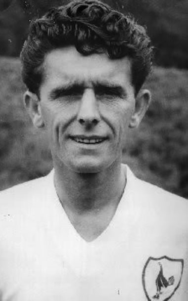 Tommy Harmer, who was a Spurs favourite for many fans