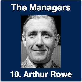 Arthur Rowe - Push and run coaching master