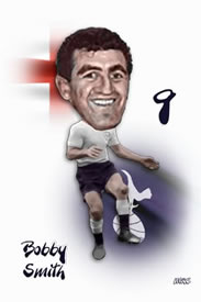 Spurs Legend Bobby Smith - image courtesy of Spurs Odyssey member Mac2